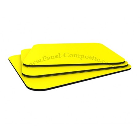 SAT-5005-4mm-SIGNAL YELLOW (1003)
